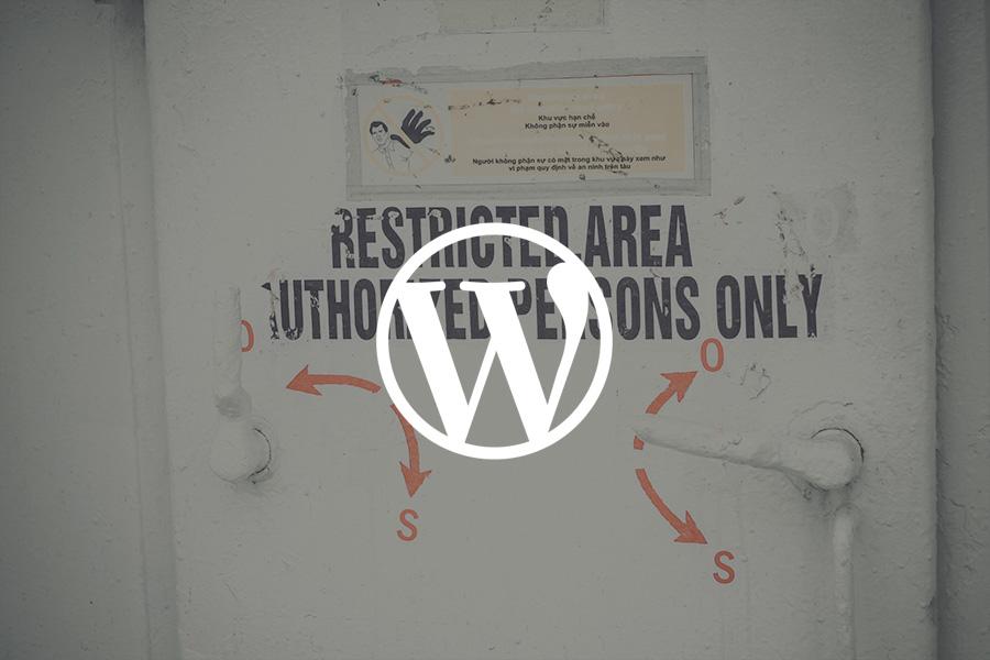 WordPress más seguro